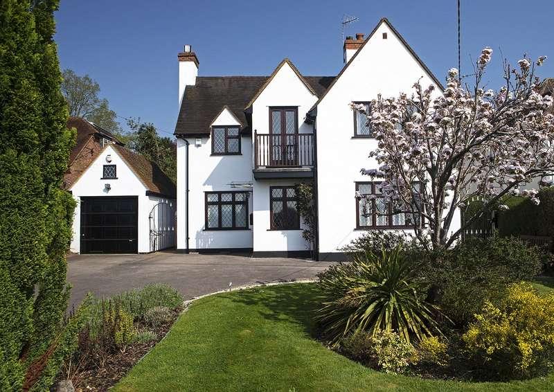 4 Bedrooms Detached House for sale in Hockett Lane, Cookham Dean, Maidenhead, Berkshire, SL6