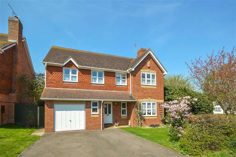 4 Bedrooms Detached House for sale in Maryland Grove, , Canterbury, Kent