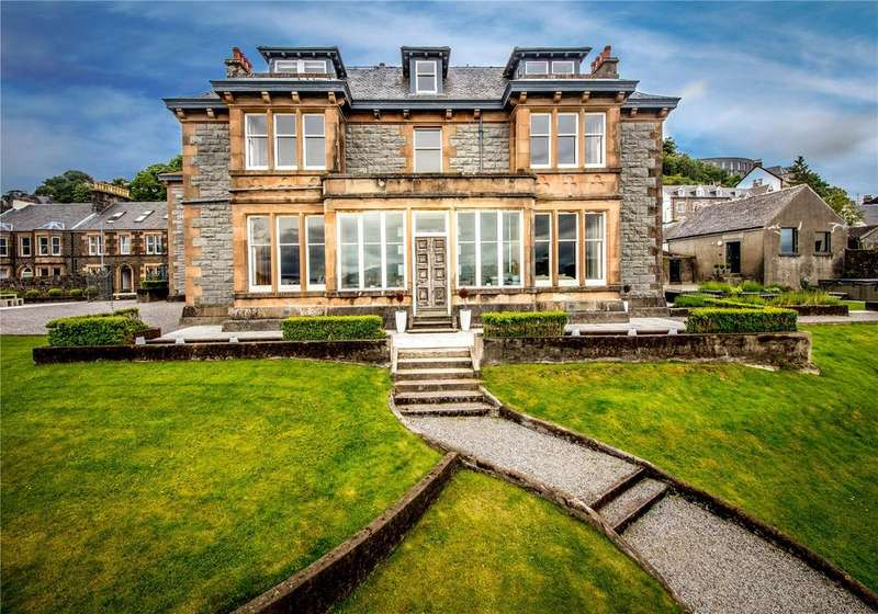 11 Bedrooms Detached House for sale in The Drury, Dalriach Road, Oban, Argyll, PA34