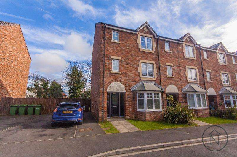 4 Bedrooms Town House for sale in The Beeches, Billingham
