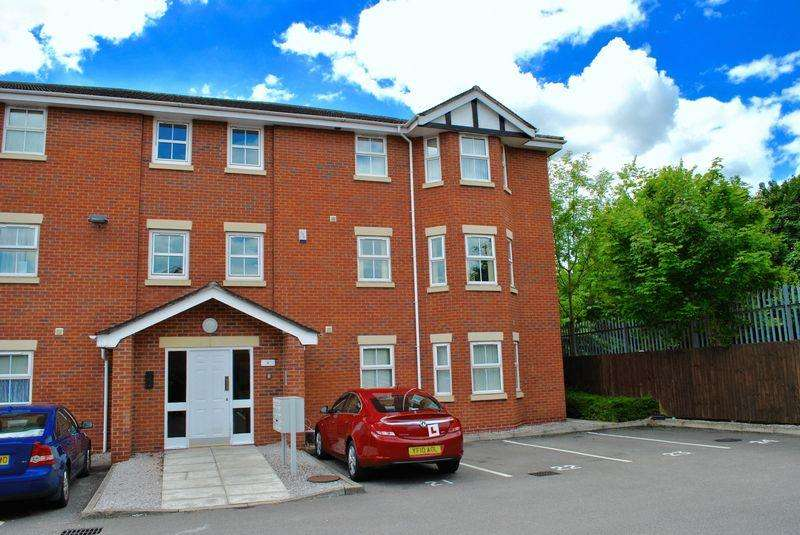 1 Bedroom Apartment Flat for sale in Norley Close, Warrington, WA5 1GR