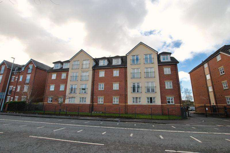 1 Bedroom Apartment Flat for sale in Egremont Court, Wilderspool Causeway, WA4 6LB