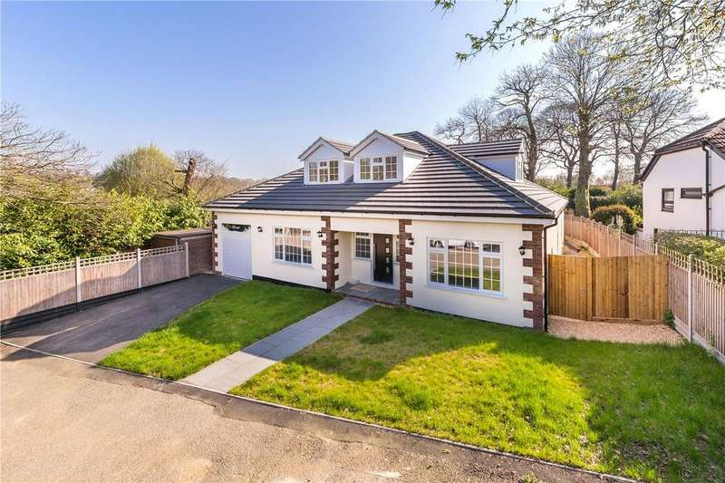 5 Bedrooms Detached House for sale in Copse Hill, Welwyn, Hertfordshire