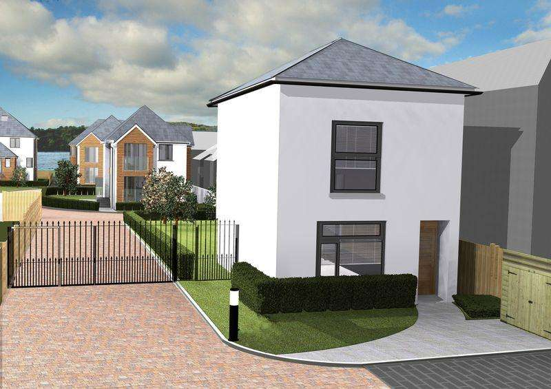4 Bedrooms Detached House for sale in Priory Road, Southampton