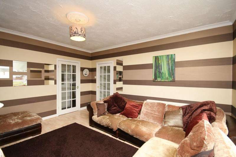 2 Bedrooms Flat for sale in 16 Quarry Place, Cambuslang, Glasgow, G72 7AU