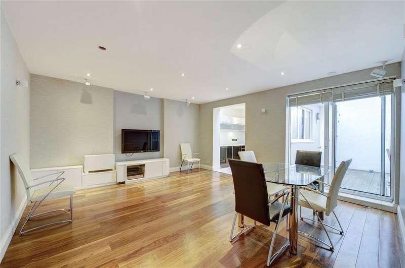 2 Bedrooms Apartment Flat for sale in Lambs Conduit Street, Bloomsbury, WC1N