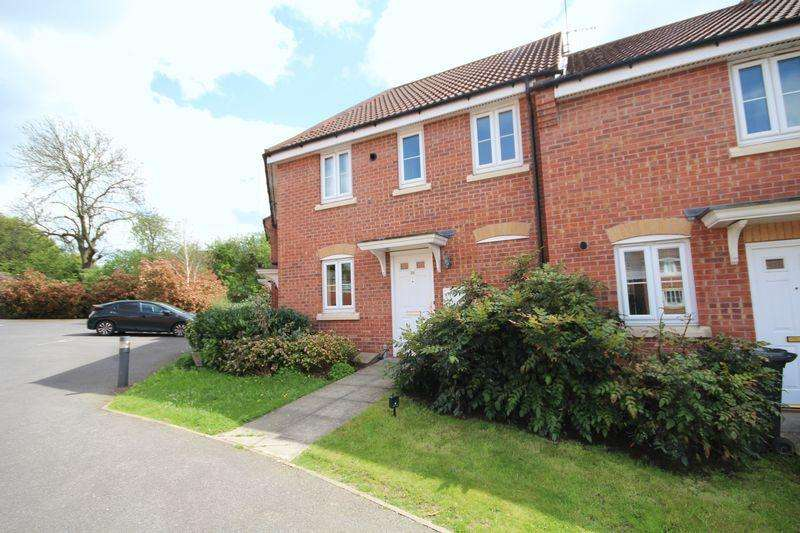 2 Bedrooms Apartment Flat for rent in ALONSO CLOSE, CHELLASTON, DERBY
