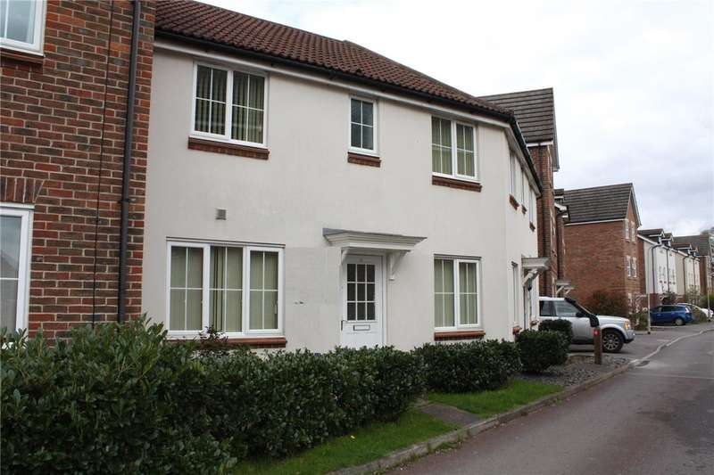 3 Bedrooms Terraced House for sale in Beatty Rise, Spencers Wood, Reading, Berkshire