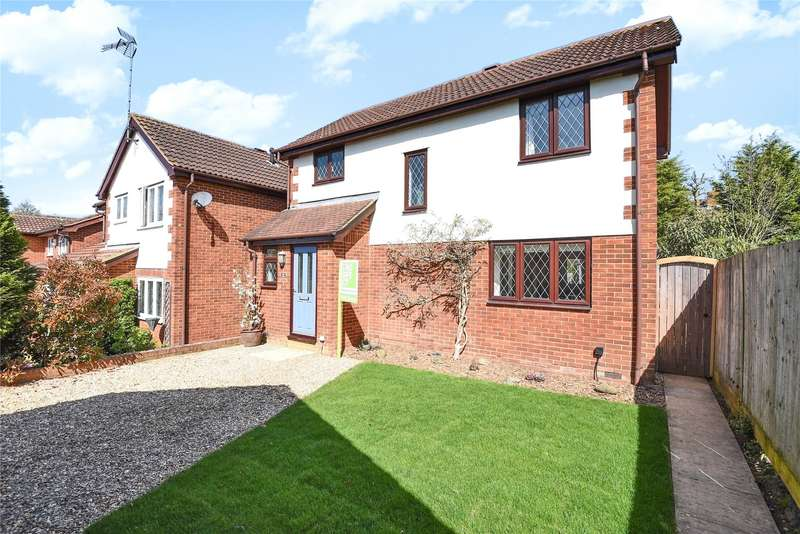 3 Bedrooms Detached House for sale in Dorset Vale, Warfield, Berkshire, RG42