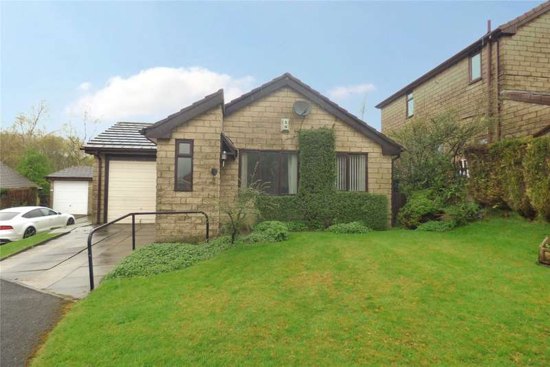 2 Bedrooms Detached Bungalow for sale in Woodhead Close, Lees, Oldham, OL4