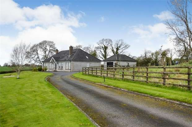 5 Bedrooms Detached House for sale in Lowtown Road, Waringstown, Craigavon, County Armagh