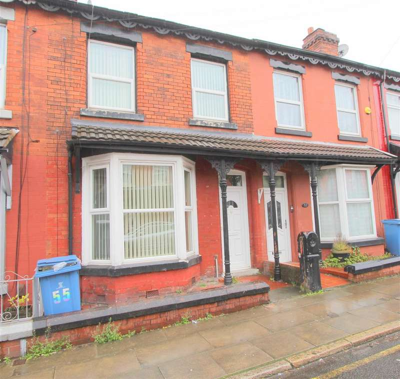 3 Bedrooms Town House for sale in Leinster Road, Old Swan, Liverpool