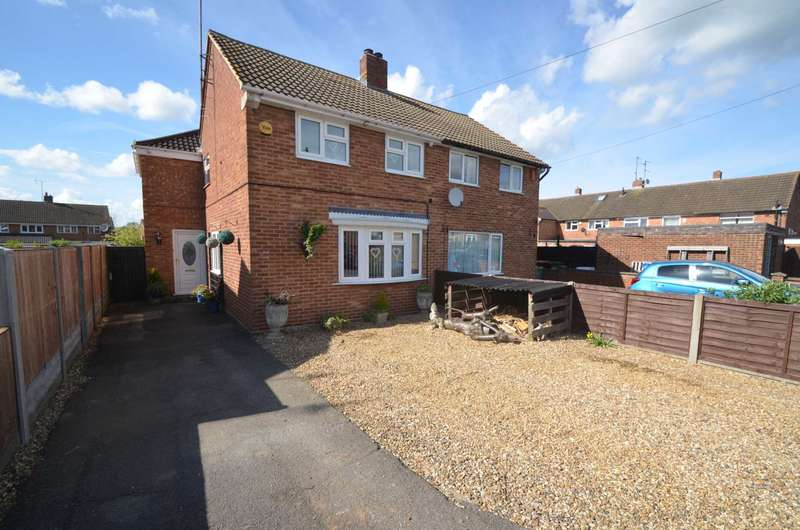 3 Bedrooms Semi Detached House for sale in Fallowfield, Leighton Buzzard