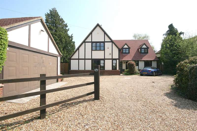 5 Bedrooms Detached House for sale in Orchard Cottage, Eaton Bray, Beds.