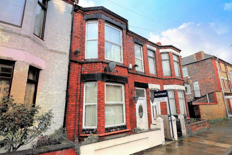 3 Bedrooms House for sale in Vicarage Grove, Wallasey, CH44 1DJ