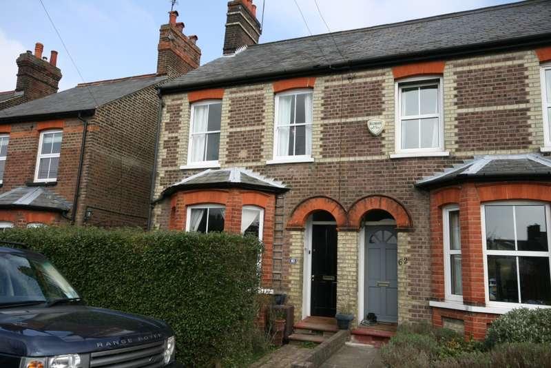 3 Bedrooms Terraced House for rent in Cowper Road Harpenden AL5