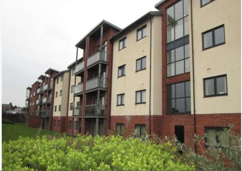 2 Bedrooms Flat for sale in 104 Bridgefield court, Prescot , L34
