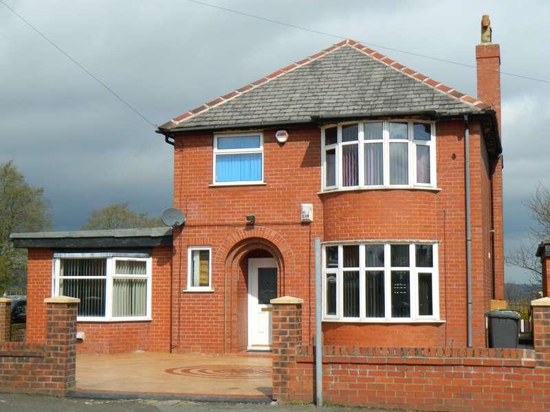 3 Bedrooms Detached House for sale in Plodder Lane, Farnworth, Bolton, BL4