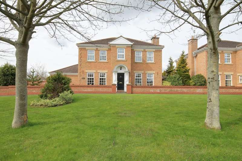 4 Bedrooms Detached House for sale in The Parks, Chester Le Street, DH3