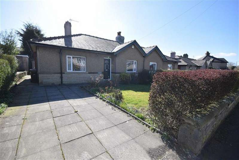 2 Bedrooms Semi Detached Bungalow for sale in Brier Crescent, Nelson, Lancashire