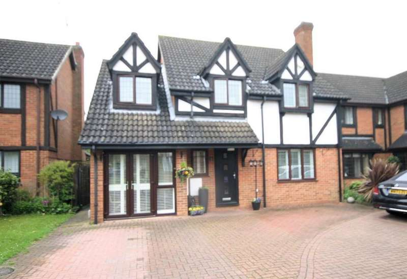 4 Bedrooms Detached House for sale in Leagrave