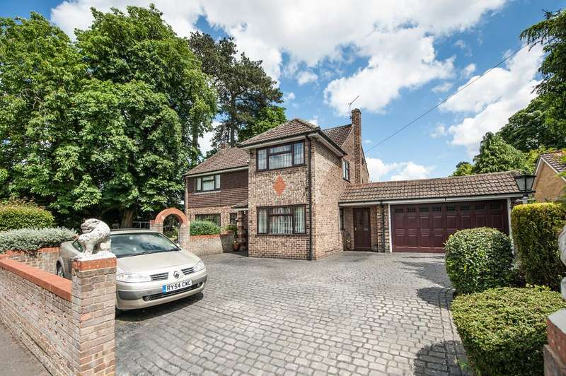 4 Bedrooms Detached House for sale in New Lane Hill, Tilehurst