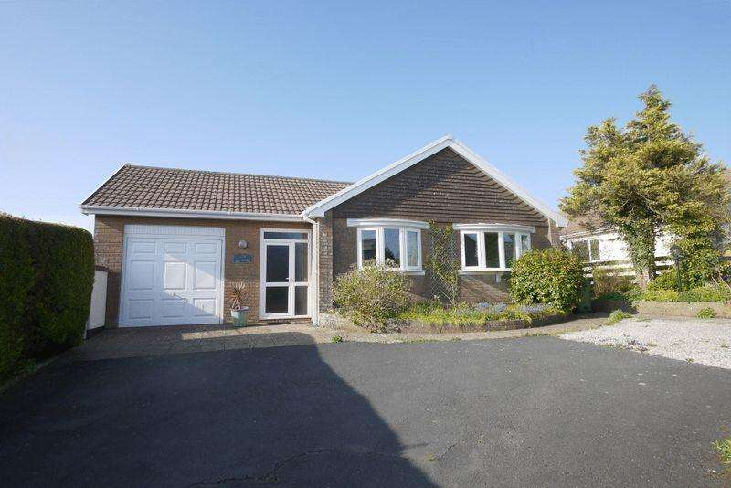 3 Bedrooms Detached Bungalow for sale in Pyworthy, Holsworthy