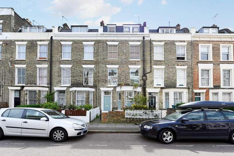 2 Bedrooms Flat for sale in Arthur Road, Islington