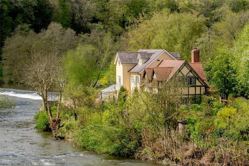5 Bedrooms Detached House for sale in Lower Mill Street, Ludlow, Shropshire