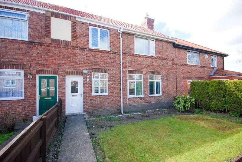 4 Bedrooms Terraced House for sale in Devon Crescent, Birtley