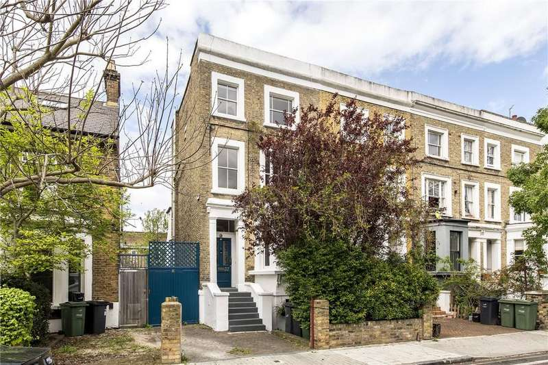 5 Bedrooms End Of Terrace House for sale in Spenser Road, London, SE24