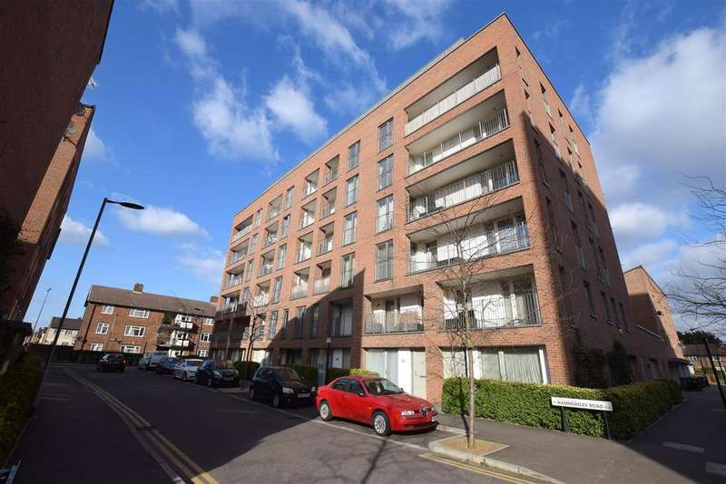 2 Bedrooms Apartment Flat for sale in Hammersley Road, Canning Town