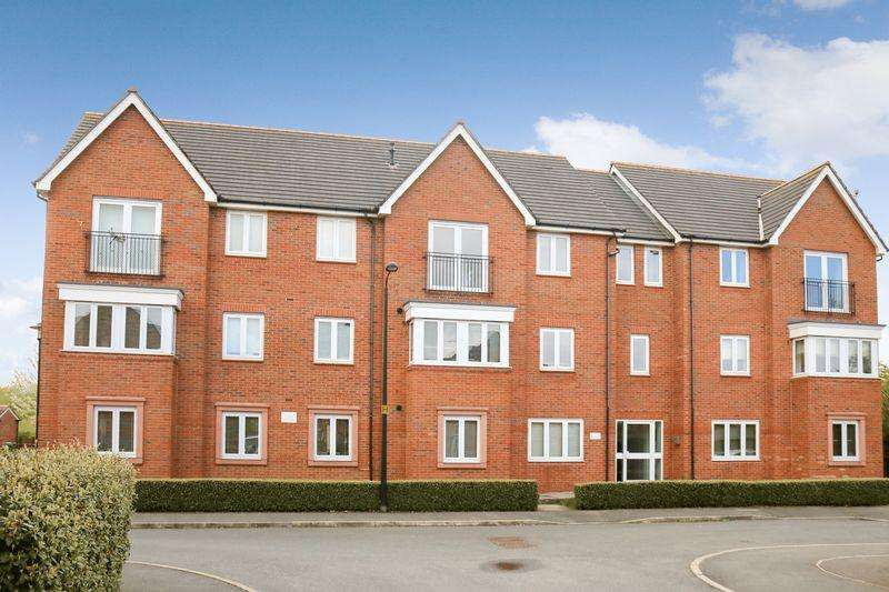 2 Bedrooms Apartment Flat for sale in Pineacre Close, West Timperley WA14 5YE