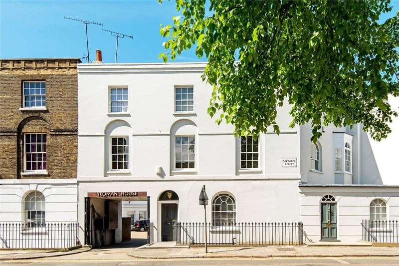3 Bedrooms Terraced House for sale in Sekforde Street, EC1R