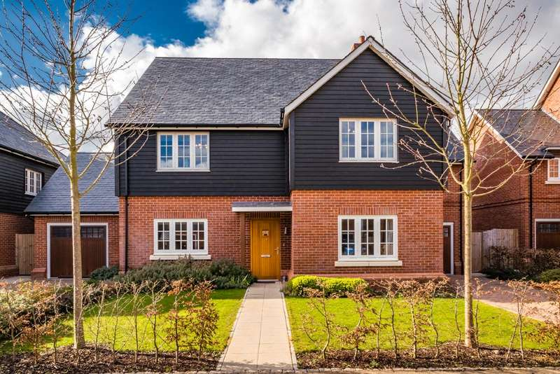 5 Bedrooms Detached House for rent in Thames View, Cholsey, OX10