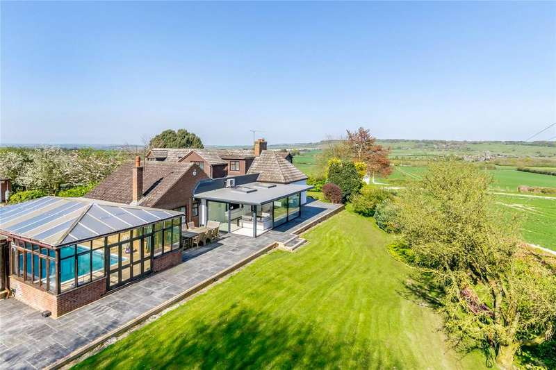6 Bedrooms Detached House for sale in Main Road North, Dagnall, Nr Berkhamsted, Hertfordshire, HP4