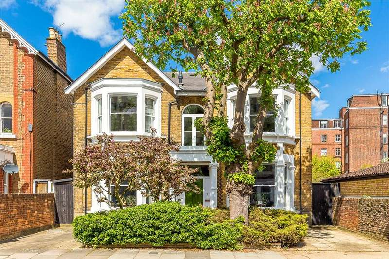 5 Bedrooms Detached House for sale in Grosvenor Road, Chiswick, London, W4