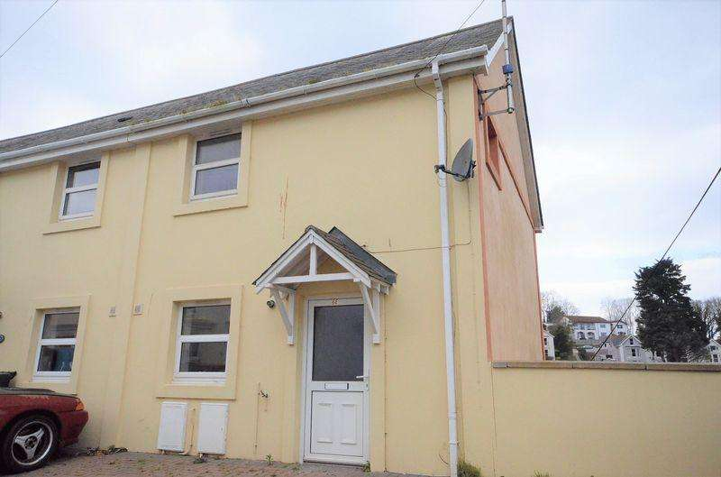 4 Bedrooms Semi Detached House for sale in MOUNT PLEASANT ROAD, BRIXHAM