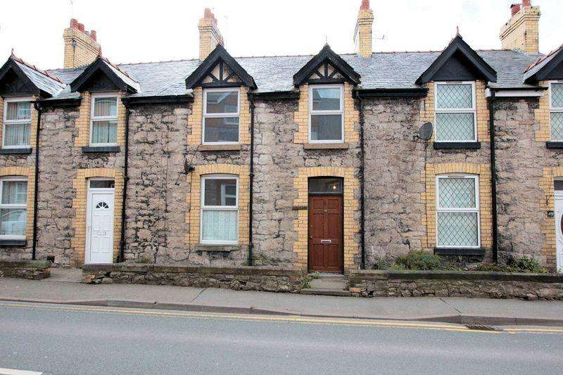3 Bedrooms Cottage House for sale in Water Street, Abergele