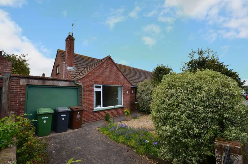 2 Bedrooms Semi Detached Bungalow for sale in St Thomas, Exeter
