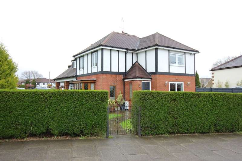 3 Bedrooms Semi Detached House for sale in Longsight Road, Ramsbottom, Bury, BL0