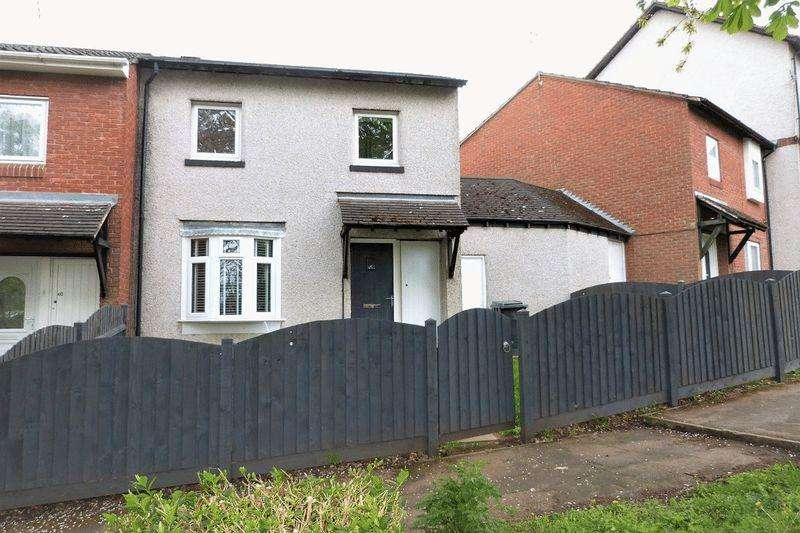 3 Bedrooms Terraced House for sale in Balderstone Close off Ambassador Road