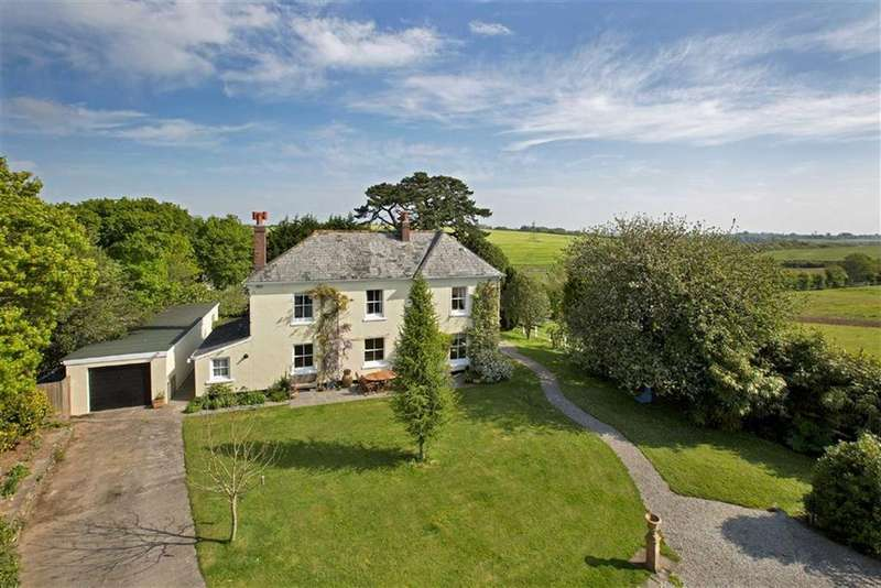 4 Bedrooms Detached House for sale in Horningtops, Liskeard, Cornwall, PL14