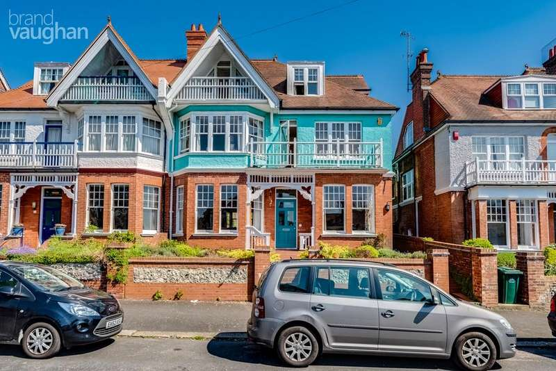 6 Bedrooms Semi Detached House for sale in Cornwall Gardens, Brighton, BN1