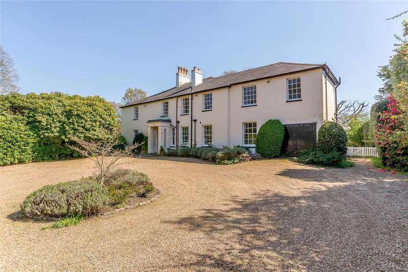 7 Bedrooms Detached House for sale in Snows Ride, Windlesham, Surrey, GU20