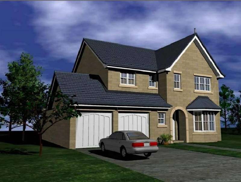 4 Bedrooms Detached House for sale in Llys Y Nant, Llandybie