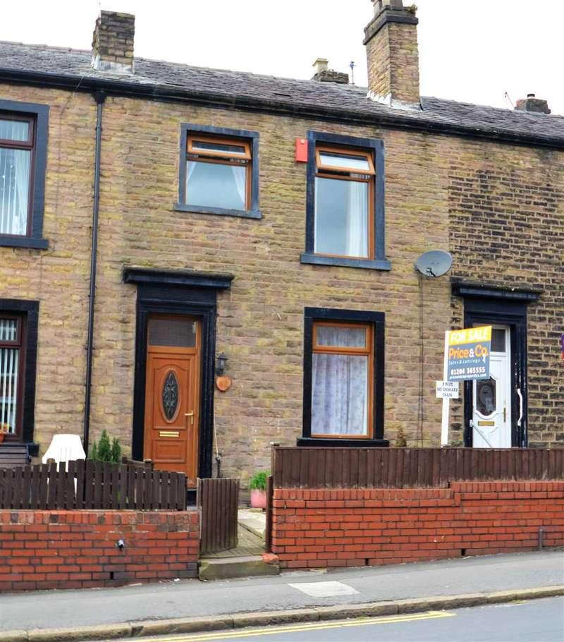 3 Bedrooms Terraced House for sale in Eskrick Street, Bolton
