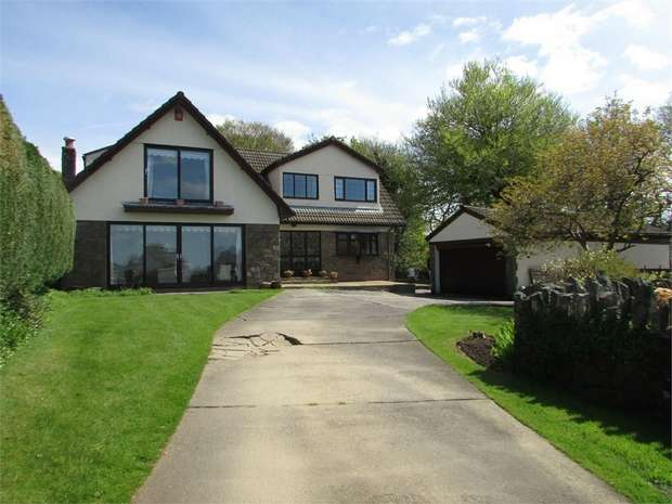5 Bedrooms Detached House for sale in Daphne Close, Rhyddings, Neath, West Glamorgan