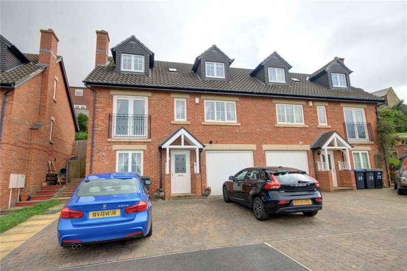 4 Bedrooms Semi Detached House for sale in Priory Close, Shotley Bridge, Consett, DH8