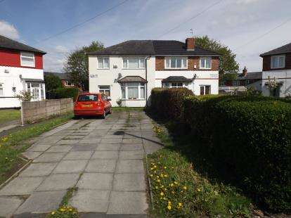 3 Bedrooms Semi Detached House for sale in Hassall Avenue, Manchester, Greater Manchester, Uk